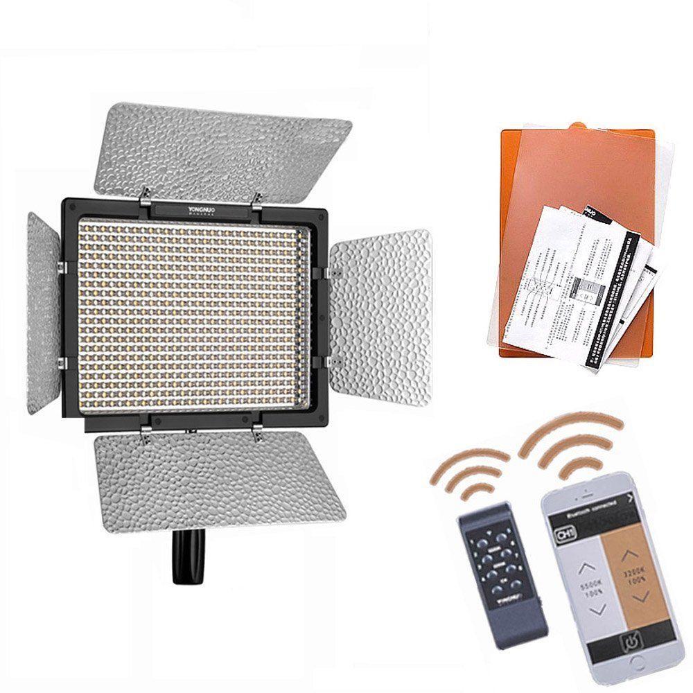 Yongnuo YN-600L II PRO lampa foto-video panou LED (3200k-5500k)