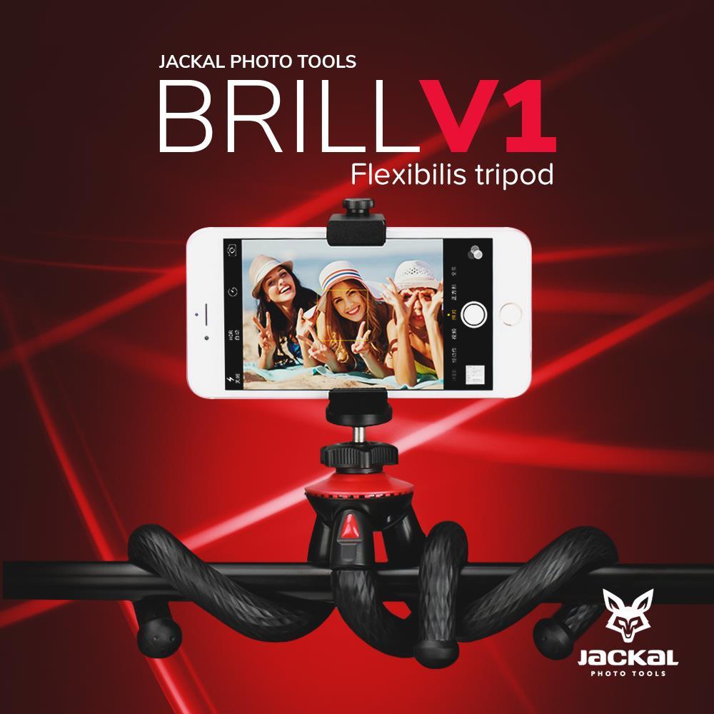 Jackal Brill V1 trepied flexibil