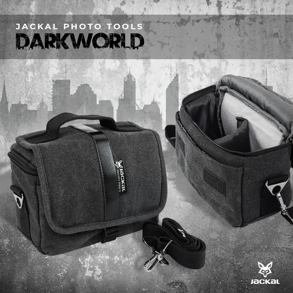 Jackal DarkWorld geantă foto