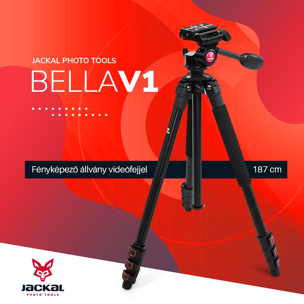 Jackal Bella V1 trepied foto/video