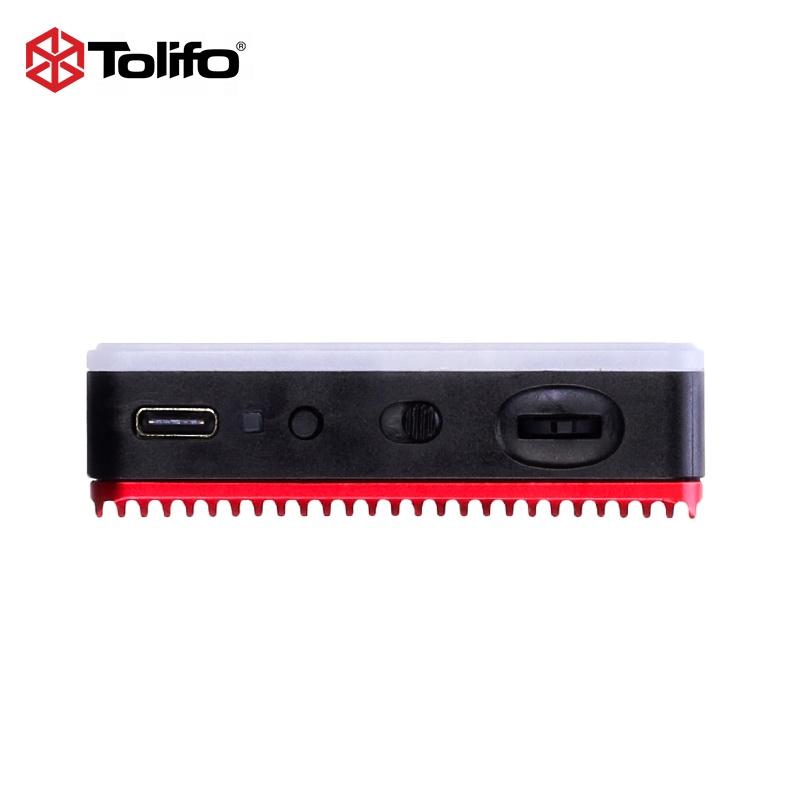 Tolifo HF-64B LED lampa video panou LED 3200-5500K