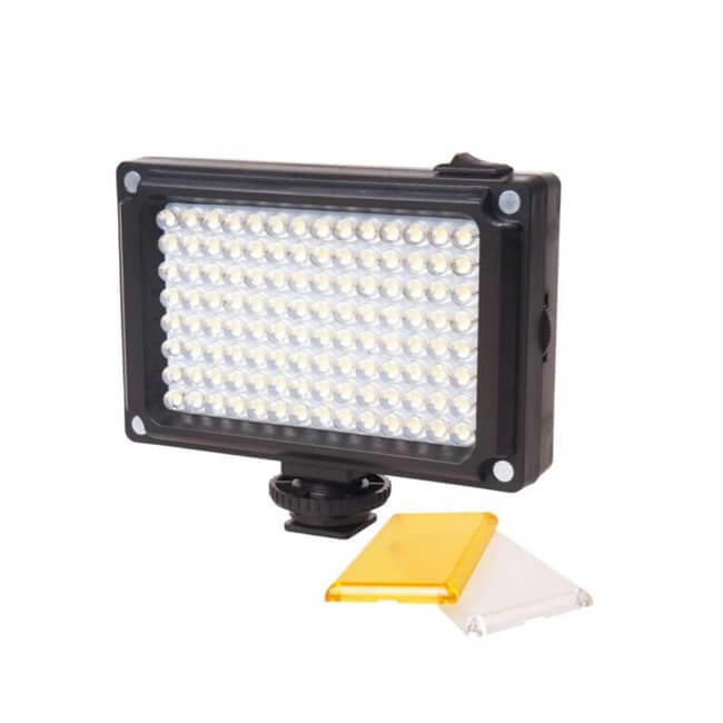 ULANZI 112LED lampa video 3200K/5500K