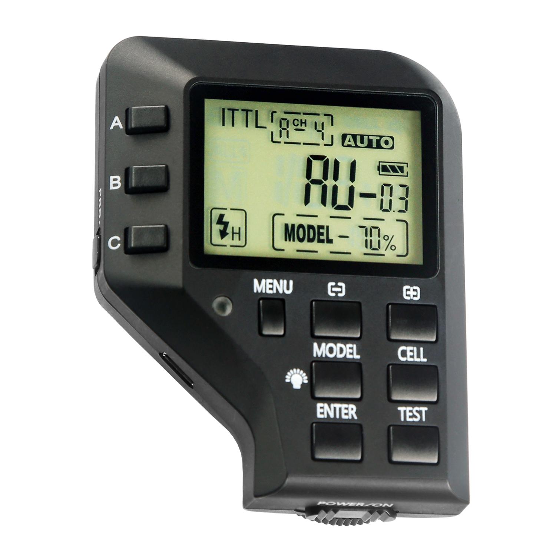 Transmitator pt Jackal SFF-400,Nikon TTL HSS