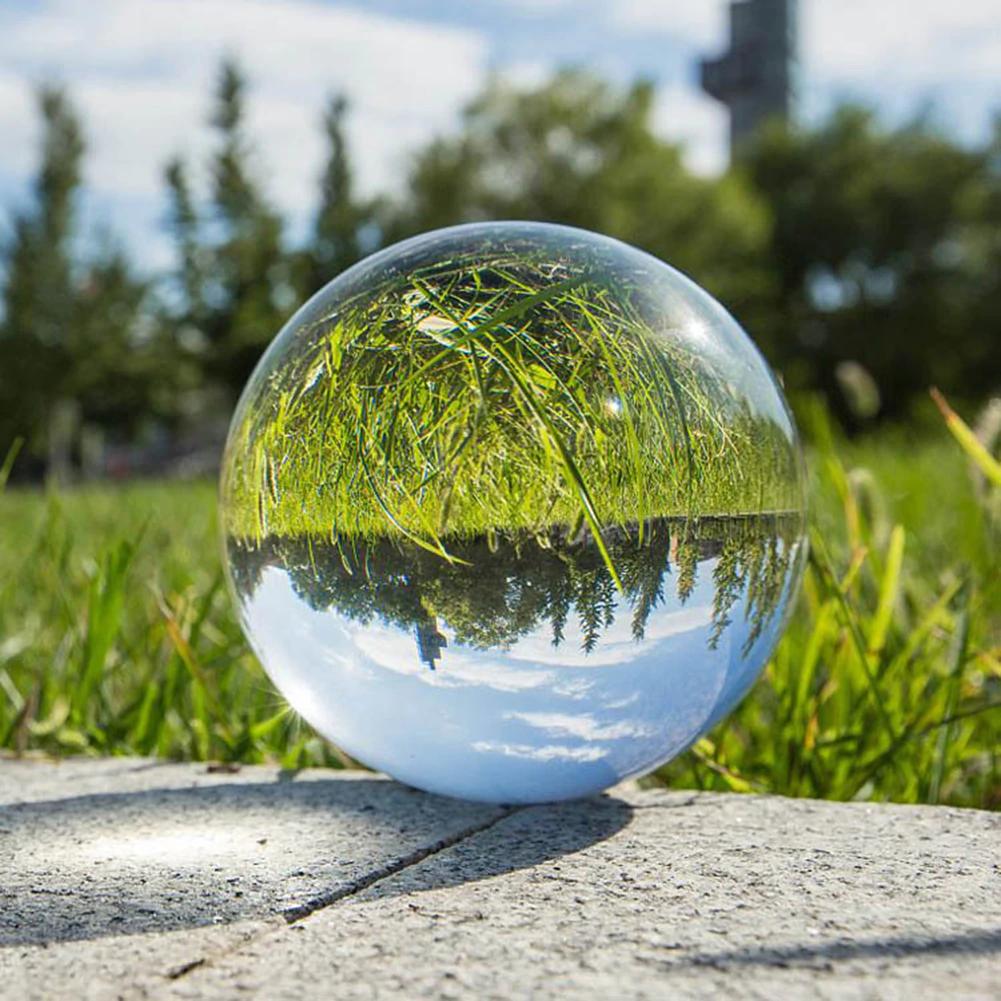 Sfera din cristal 12cm pentru fotografii