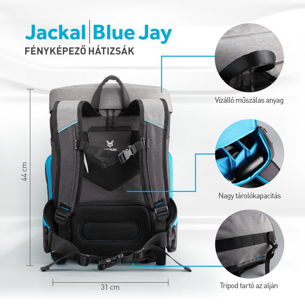 Jackal Blue Jay rucsac foto