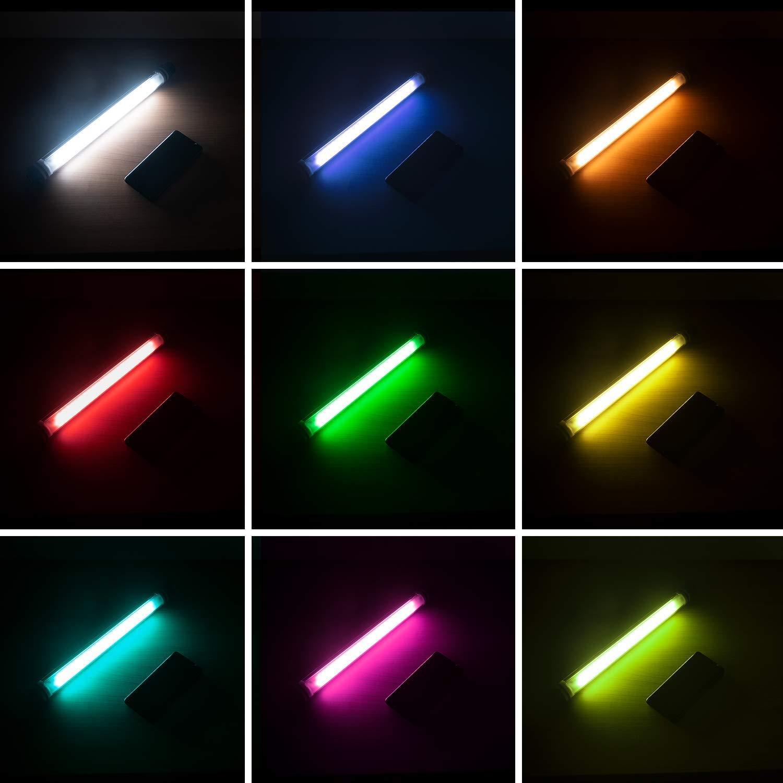 LUXCEO P7RGB Pro tub de lumina RGB LED