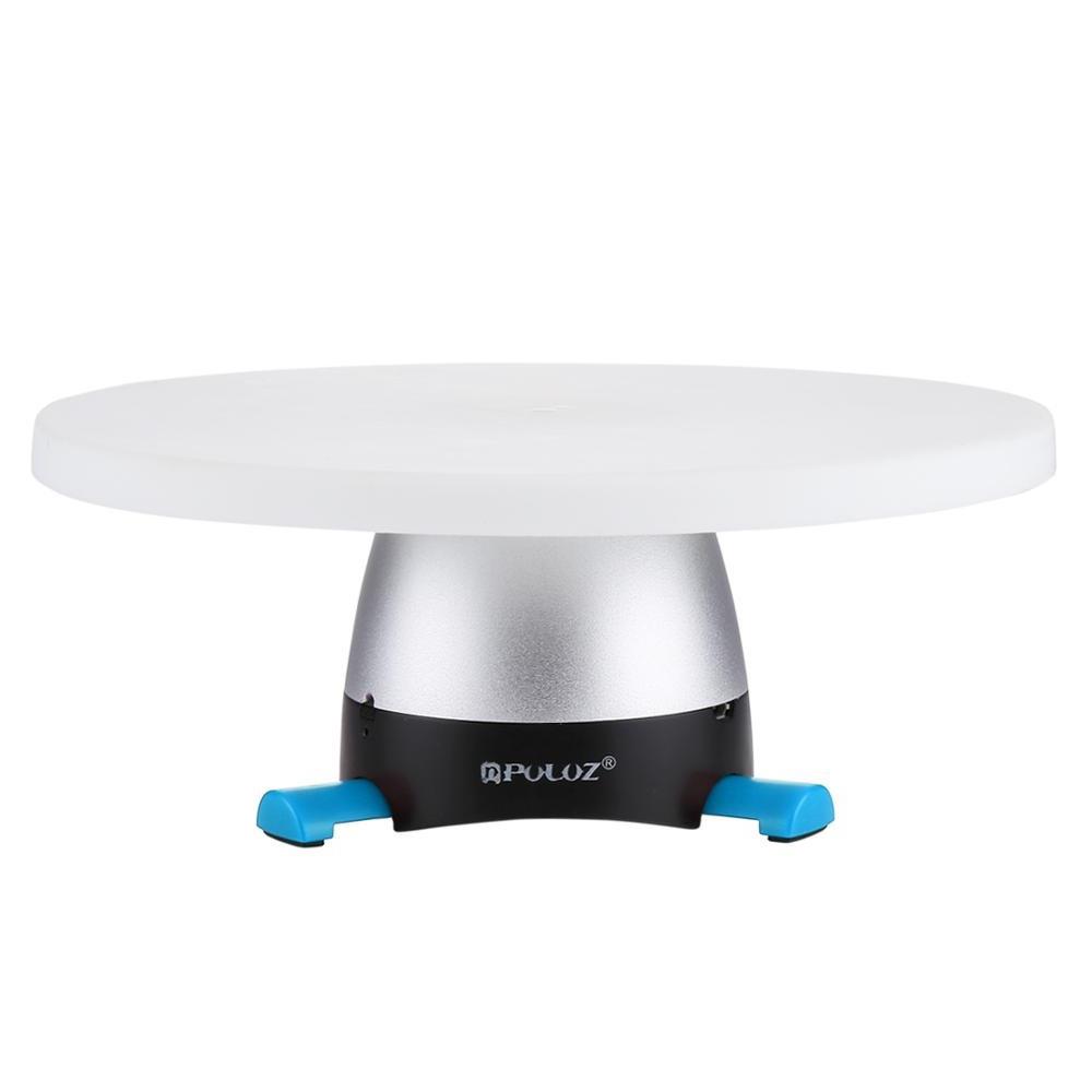 Suport rotativ PULUZ 360 de grade,18cm,albastru