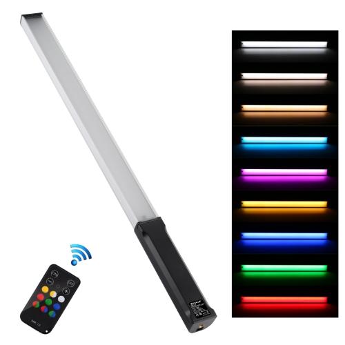 PULUZ tub de lumina RGB LED