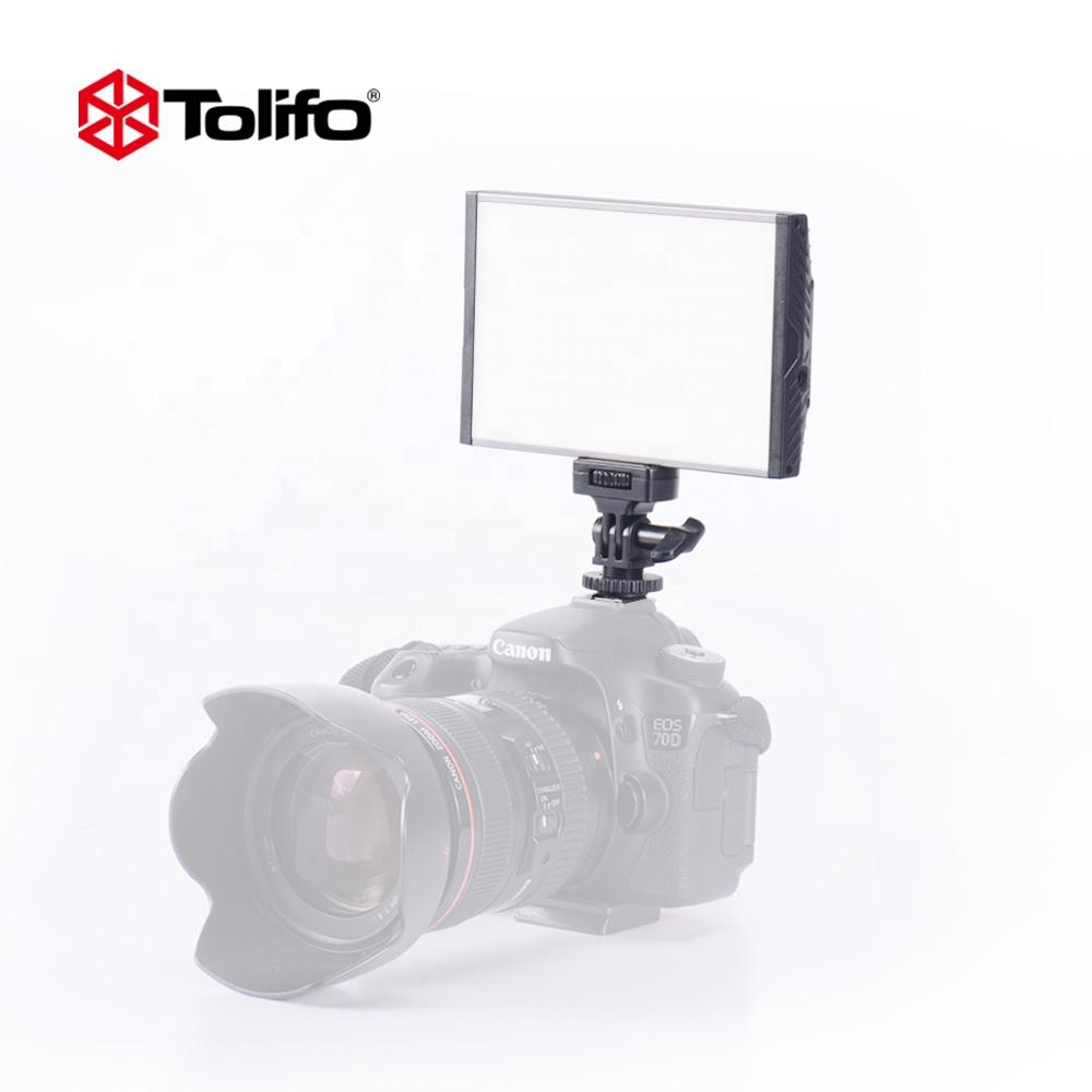 Tolifo PT-15B Pro lampa video LED Bi-Color