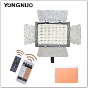 Yongnuo YN-900 PRO lampa foto-video LED (3200k-5500k)
