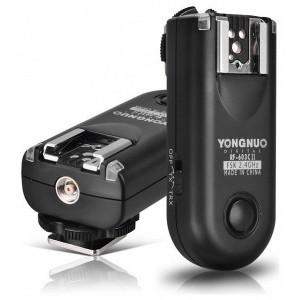 Yongnuo RF-603II N3 kit transceiver radio pentru blitzuri