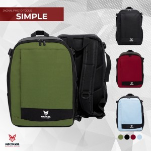 Jackal Simple rucsac foto