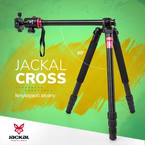 Jackal Cross trepied foto