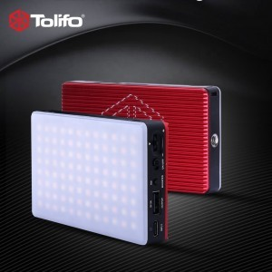 Tolifo HF-96B lampa video panou LED,3200-5500K