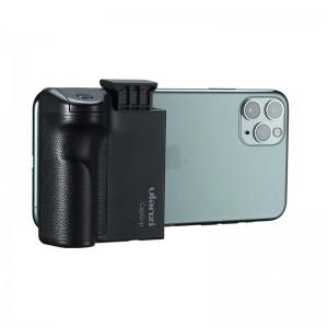 Grip ULANZI pentru smartphone,cu buton de declanșare bluetooth,filet 1/4