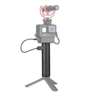 Grip ULANZI BG-2,powerbank 6800mAh,filet 1/4