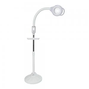 Lampa cosmetica LED,cu lupa,68W, factor de mărire 8x