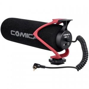Comica CVM-V30 LITE microfon shotgun cardioid cu jack 3.5mm