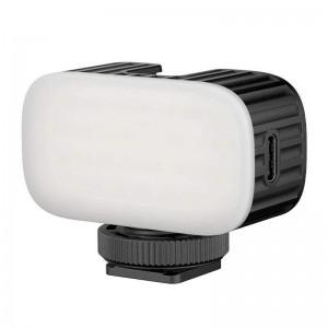 Ulanzi VL15 Super-Mini lampa video RGB LED