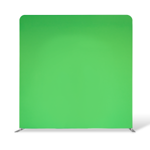 Fundal Chroma Key, Green Screen, 3x3m verde