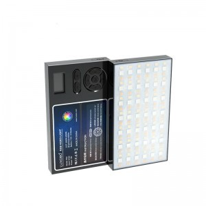 LUXCEO P03 lampa video RGB LED