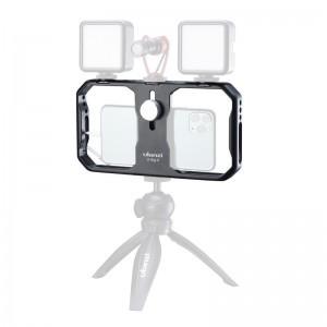 Ulanzi U-Rig II suport metalic stabilizator,filmare pentru smartphone