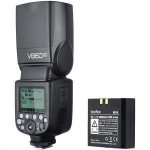 Godox V860II-C blitz cu acumulator pentru Canon