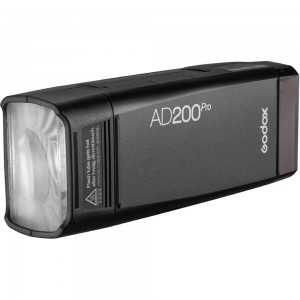 Godox Witstro AD200Pro Pocket Flash blitz portabil
