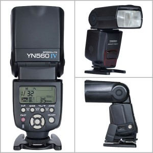 Yongnuo YN-560 IV Blitz aparat foto