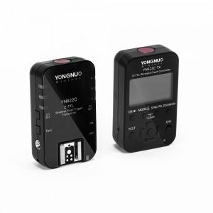 Yongnuo YN-622C TX Kit Controller + Transceiver pentru Canon