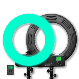 Jackal RGB-RL48W LED lampa circulara, ringlight