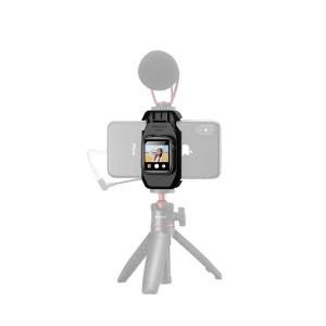 Suport telefon si Apple Watch Ulanzi ST-09 cu filet 1/4 si coldshoe
