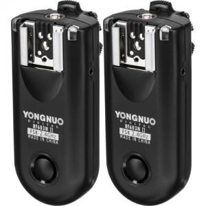 Yongnuo RF-603II N1 kit transceiver radio pentru blitzuri (YNRF603IIN1)